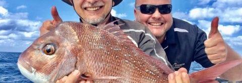 FISHING CHARTER OPTIONS
