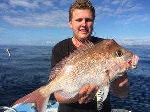 Snapper Deep Sea Fishing