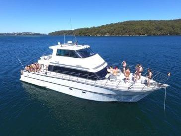 Fishing charters Cronulla Sydney