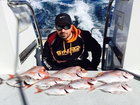 Fishing tours in Cronulla