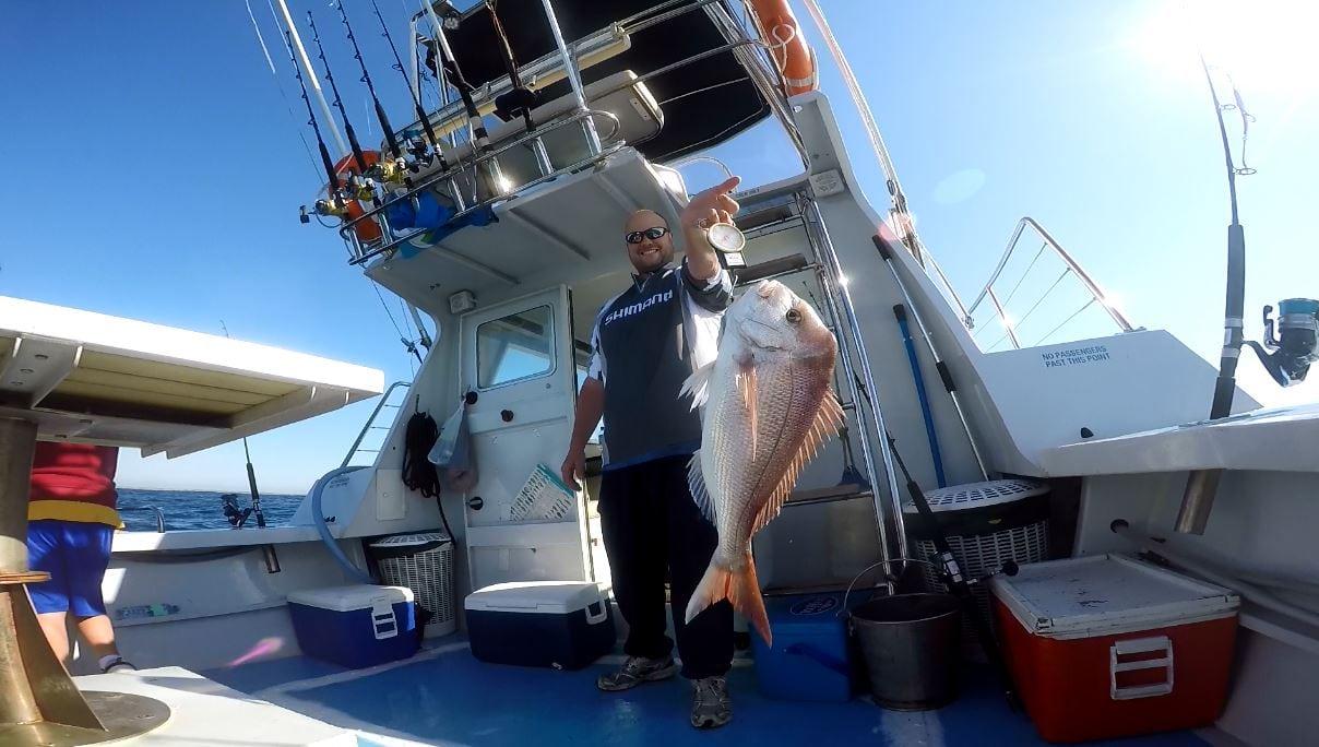 Charter boat fishing Cronulla