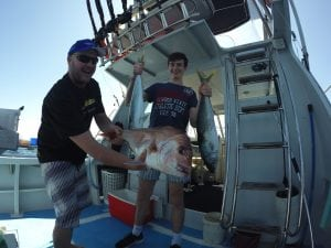 deep sea fishing charters Cronulla