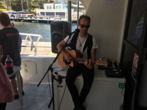 Live Music River Party Cronulla