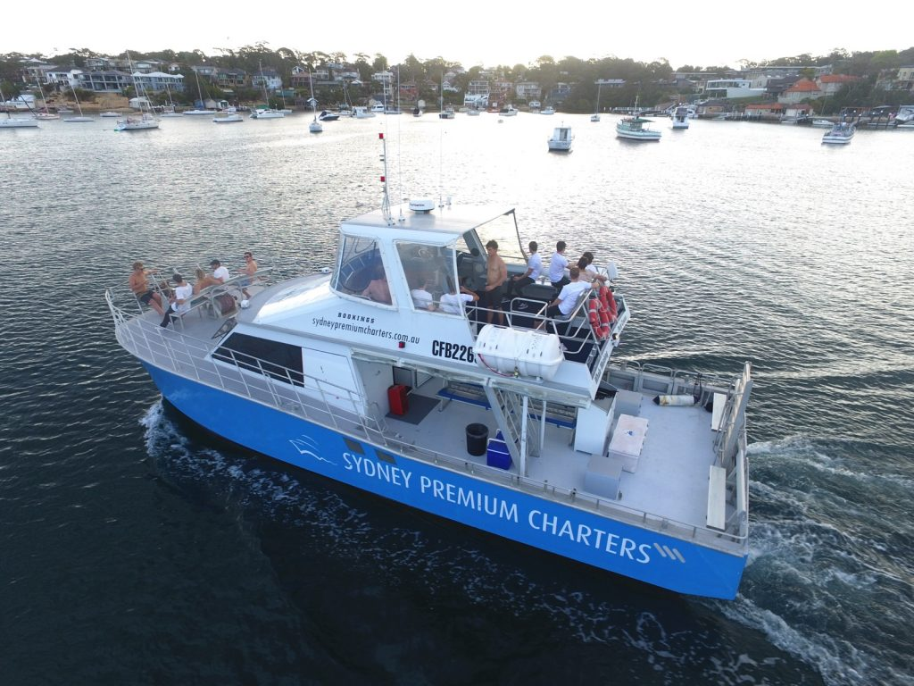 Fishing cruises Cronulla
