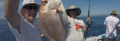 WE MAKE SURE FISHING IS FUN....