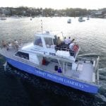 Sydney Premium Charters Blue Cat