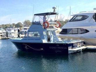cronulla fishing charter