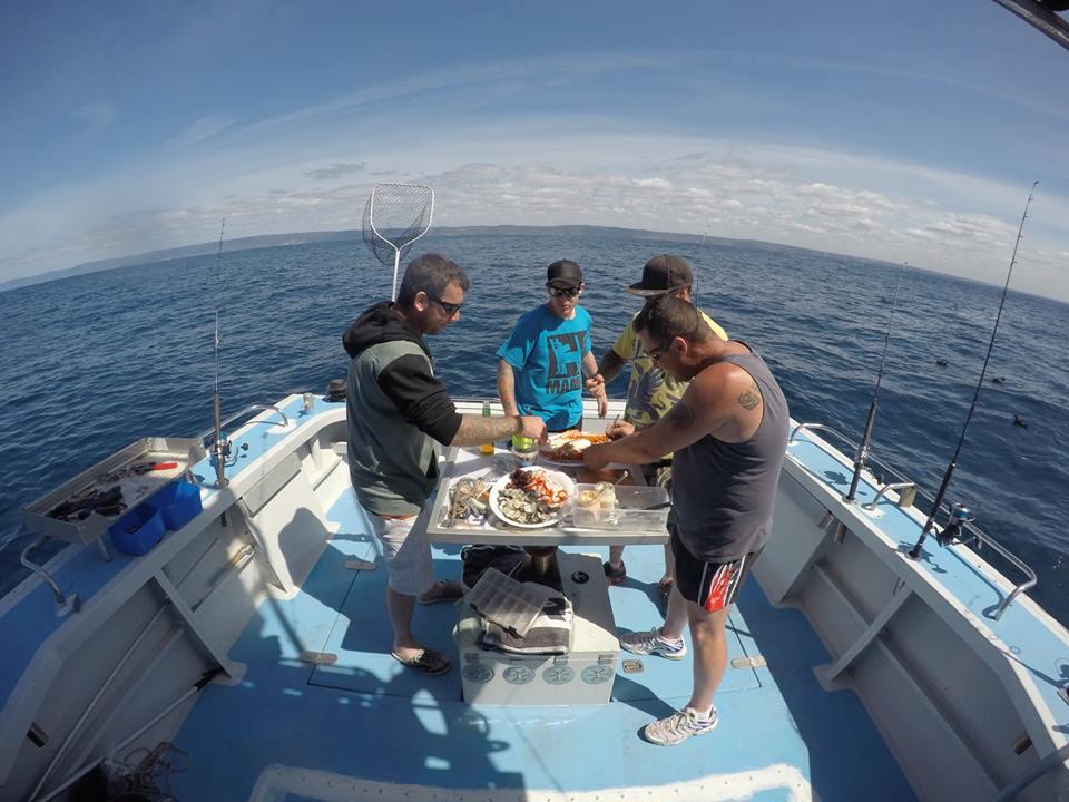 fishing charters Cronulla