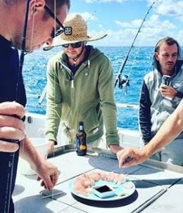 Stage 4 eat the Kingfish Cronulla
