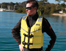 Level 100 and above life jacket PFD