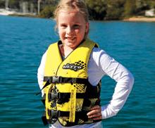 Level 50 life jacket PFD